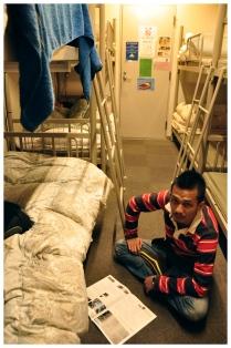 katel double decker 4 bijik..ye, ini hostel bukan hotel ye.